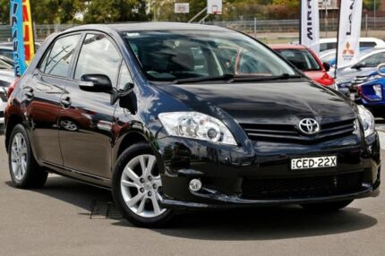 2011 Toyota Corolla ZRE152R MY11 Ascent Sport 4 Speed Automatic Hatchback Blacktown Blacktown Area Preview