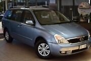 2011 Kia Grand Carnival VQ MY11 SI Blue 6 Speed Sports Automatic Wagon Belconnen Belconnen Area Preview
