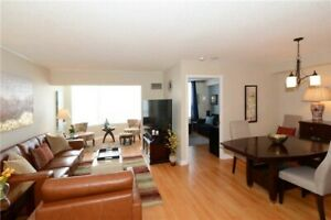 Stunning 2 BR+Den Condo for Rent - Prime Location in Mississauga