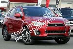 2014 Mitsubishi ASX XB MY15 XLS Red 6 Speed Sports Automatic Wagon Morphett Vale Morphett Vale Area Preview