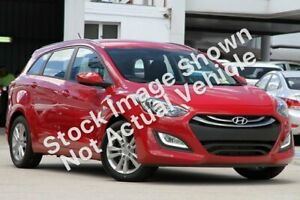 2015 Hyundai i30 GD Tourer Active 1.6 CRDi Red 6 Speed Automatic Wagon Gateshead Lake Macquarie Area Preview