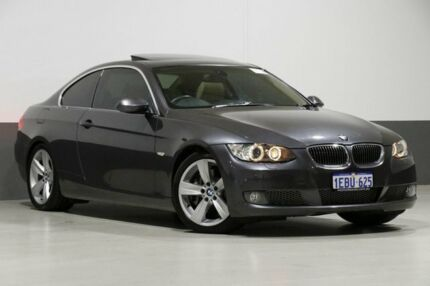 2009 BMW 335i E92 Grey 6 Speed Auto Steptronic Coupe Bentley Canning Area Preview