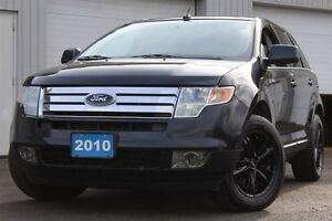 2010 Ford Edge SEL-V6+AWD+HEATED SEATS