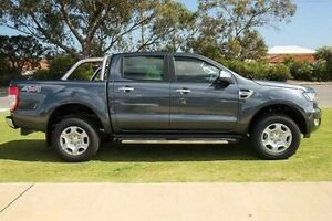2016 Ford Ranger PX MkII XLT Double Cab Grey 6 Speed Sports Automatic Utility Launceston Launceston Area Preview
