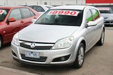 2007 Holden Astra AH MY07 CD Silver 4 Speed Automatic Hatchback Heatherton Kingston Area Preview