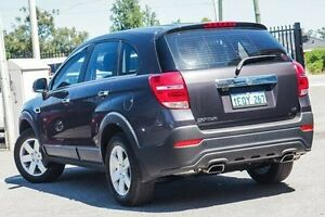 2015 Holden Captiva CG MY15 7 LS Grey 6 Speed Sports Automatic Wagon Bayswater Bayswater Area Preview