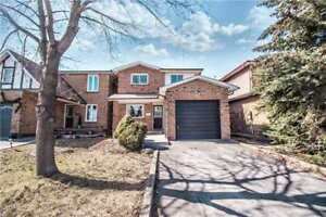 Absolutely Stunning! Renovated 3+1 Bdrm Detached Home
