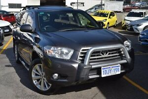 2010 Toyota Kluger GSU45R Altitude AWD Graphite 5 Speed Sports Automatic Wagon Claremont Nedlands Area Preview