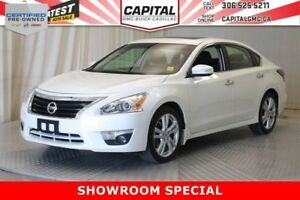 2014 Nissan Altima 3.5 SL*Sunroof*Leather*