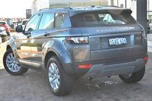 2015 Land Rover Range Rover Evoque L538 MY15 Grey 9 Speed Sports Automatic Wagon Osborne Park Stirling Area Preview