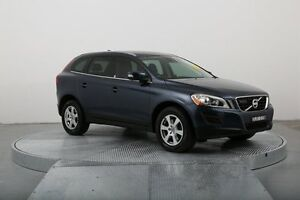 2010 Volvo XC60 DZ MY11 Geartronic AWD Blue 6 Speed Sports Automatic Wagon Old Guildford Fairfield Area Preview