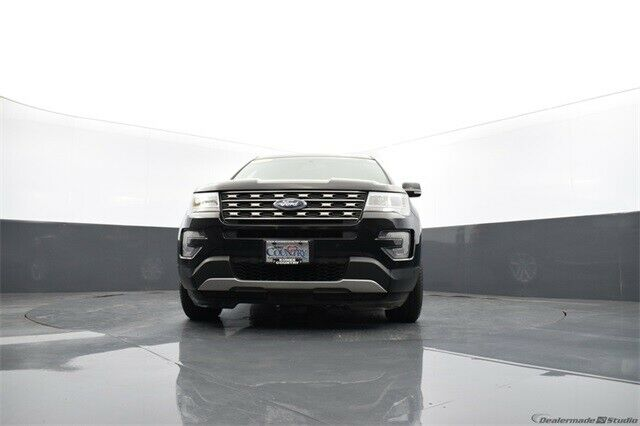 Owner 2017 Ford Explorer XLT Shadow Black 4D Sport Utility - Shipping Available!