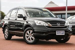 2012 Honda CR-V RE MY2011 4WD Black 5 Speed Automatic Wagon East Rockingham Rockingham Area Preview