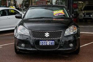2011 Suzuki Kizashi FR XLS Black 6 Speed Constant Variable Sedan Wilson Canning Area Preview