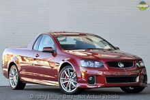 2012 Holden Ute VE II MY12 SS V Redline Black 6 Speed Sports Automatic Utility Gymea Sutherland Area Preview