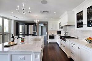 Custom Kitchen Renovations - Get a quote in 15 Minutes! - We Manufacture Quality Custom Kitchens For IKEA PRICES!