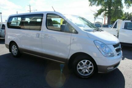 2014 Hyundai iMAX TQ-W MY15 White 4 Speed Automatic Wagon Wakerley Brisbane South East Preview