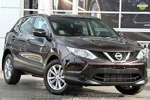 2015 Nissan Qashqai J11 ST Nightshade 1 Speed Constant Variable Wagon Mornington Mornington Peninsula Preview