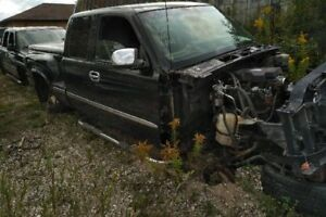 2000 Gmc ext cab short box step side NO rust Parting Out
