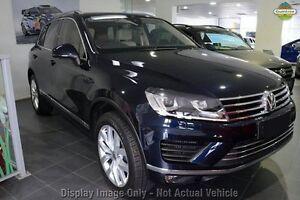 2015 Volkswagen Touareg 7P MY15 V6 TDI Tiptronic 4MOTION Blue 8 Speed Sports Automatic Wagon Frankston Frankston Area Preview