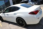 2018 Infiniti Q70 White Sports Automatic Sedan Bentleigh Glen Eira Area Preview