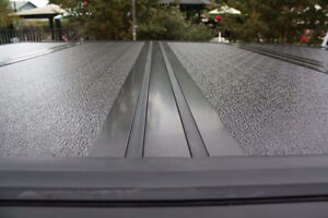 F150 Tonneau Cover - Hard Folding, Between the Rail, 5.5 Bed