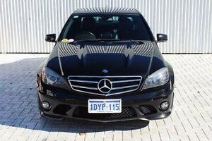 2009 Mercedes-Benz C63 Black Sports Automatic Sedan Embleton Bayswater Area Preview