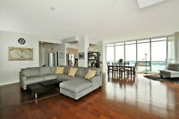Luxurious Maple Leaf Square Condo Penthouse / Fantastic Lakeview