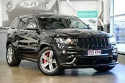 2013 Jeep Grand Cherokee WK MY2013 SRT-8 Vapor Black 5 Speed Sports Automatic Wagon Albion Brisbane North East Preview