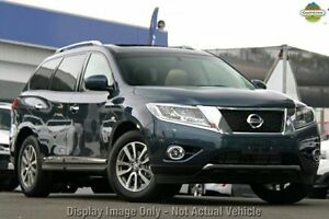 2016 Nissan Pathfinder R52 MY16 ST-L X-tronic 2WD Galaxy Blue 1 Speed Constant Variable Wagon Blacktown Blacktown Area Preview