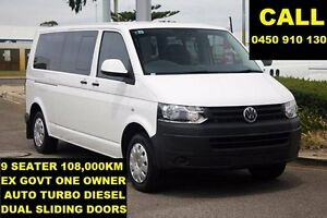 2013 Volkswagen Caravelle 7H MY13 TDI 340 LWB White 7 Speed Automatic Wagon Wangara Wanneroo Area Preview