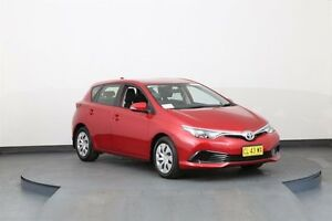 2015 Toyota Corolla ZRE182R Ascent Red 7 Speed CVT Auto Sequential Hatchback Smithfield Parramatta Area Preview