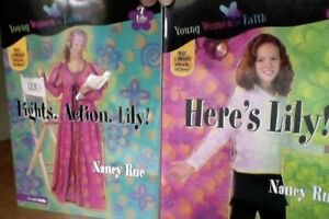 "4 NEW ""LILY"" SERIES KIDZ BOOKS"