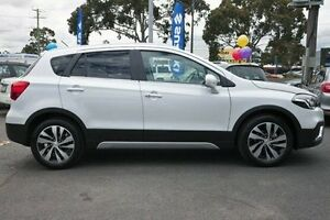 2016 Suzuki S-Cross JY Turbo White 6 Speed Sports Automatic Hatchback Dandenong Greater Dandenong Preview