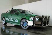 2011 Holden Ute VE II SV6 Green Manual Utility Underwood Logan Area Preview
