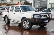 2012 Nissan Navara D22 S5 ST-R White 5 Speed Manual Utility Mindarie Wanneroo Area Preview