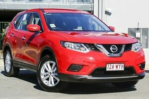 2016 Nissan X-Trail T32 ST X-tronic 2WD Red 7 Speed Constant Variable Wagon Hillcrest Logan Area Preview