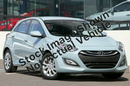 2014 Hyundai i30 GD2 Active Blue 6 Speed Sports Automatic Hatchback Melville Melville Area Preview