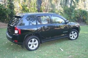 2013 Jeep Compass 2.0 Sport Black Automatic Wagon Capalaba Brisbane South East Preview