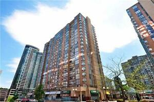 Beautiful 2 Bedroom Condo For SALE at the Heart of Mississauga!