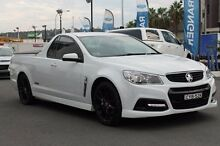 2014 Holden Ute VF MY14 SS Ute White 6 Speed Sports Automatic Utility Brookvale Manly Area Preview