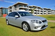 2009 Ford Falcon FG XR6 Silver 6 Speed Sports Automatic Sedan Somerton Park Holdfast Bay Preview