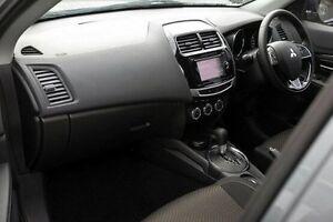 2015 Mitsubishi ASX Silver Constant Variable Wagon Nunawading Whitehorse Area Preview