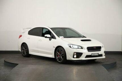 2017 Subaru WRX MY17 (AWD) White 6 Speed Manual Sedan Smithfield Parramatta Area Preview