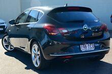 2012 Opel Astra AS Sport Black 6 Speed Manual Hatchback Wilston Brisbane North West Preview