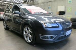 2007 Ford Focus LS XR5 Turbo 6 Speed Manual Hatchback Mordialloc Kingston Area Preview