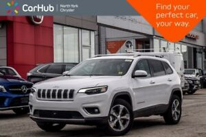 2019 Jeep Cherokee New Car Limited 4x4 Tech.,SafetytecPkgs PanoS