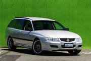 2004 Holden Commodore VZ Executive Silver 4 Speed Automatic Wagon Ringwood East Maroondah Area Preview