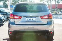 2014 Mitsubishi ASX XB MY15 LS 2WD Titanium 6 Speed Constant Variable Wagon Cannington Canning Area Preview