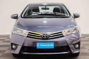 2016 Toyota Corolla ZRE172R SX S-CVT Blue 7 Speed Constant Variable Sedan Thornlie Gosnells Area Preview